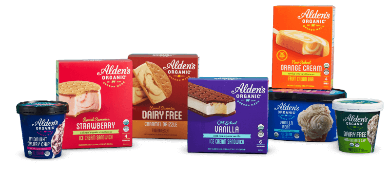 Alden's products